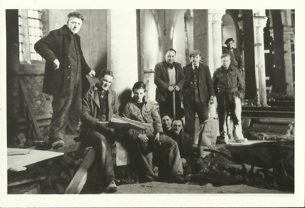 The workmen of Eastwoods